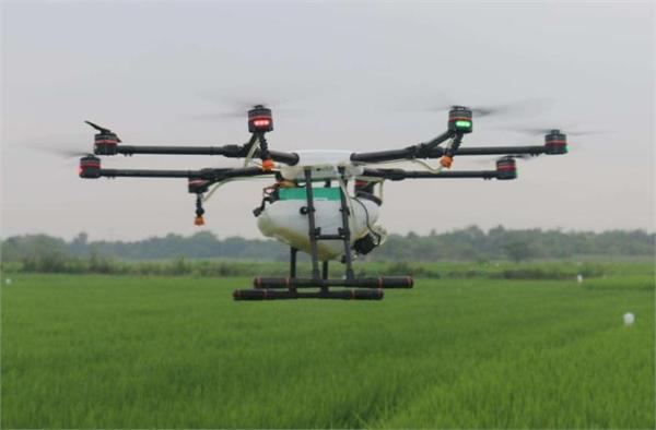 农机装备转型升级势在必行 农业无人机是植保机械转型方向