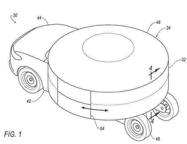 福特新自动驾驶专利图曝光 座舱酷似圆形会议室