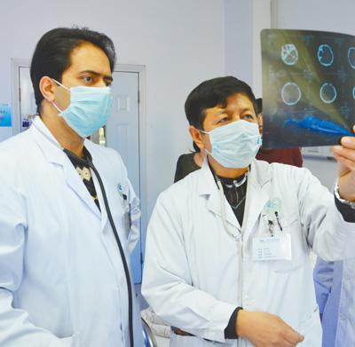 巴基斯坦医生:中国是世界的期待与未来!