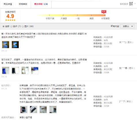 华为畅享8e明日线下开售 来看看已购用户怎么说