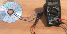 怎样用CD做太阳能电池?