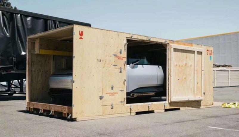 贾跃亭造的FF91电动车装车图曝光
