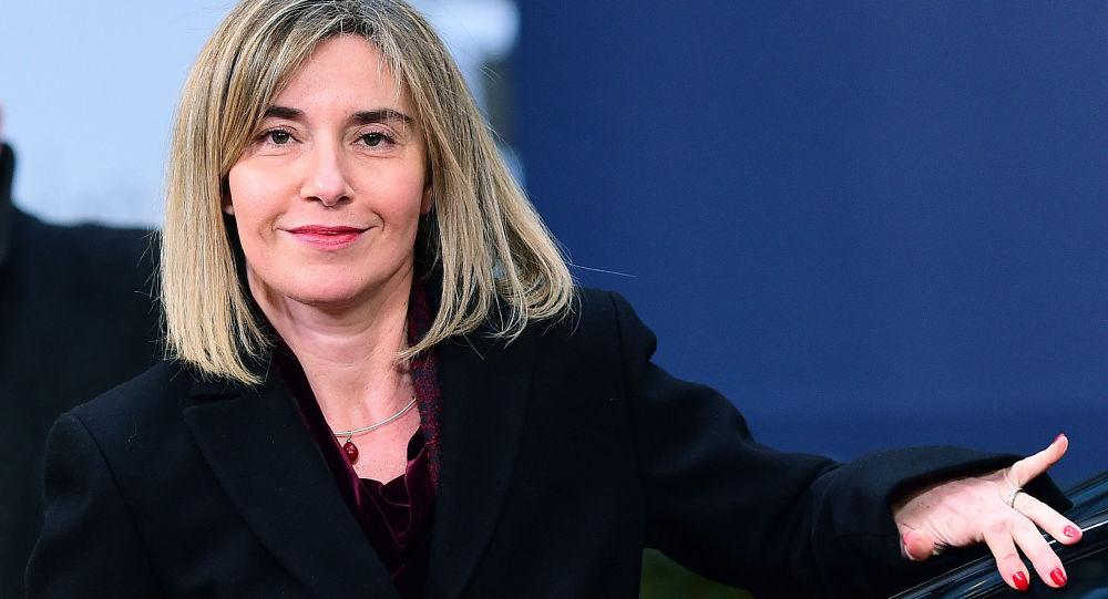 欧盟:欢迎朝鲜暂停核和导弹试验决定,愿意支持谈判进程