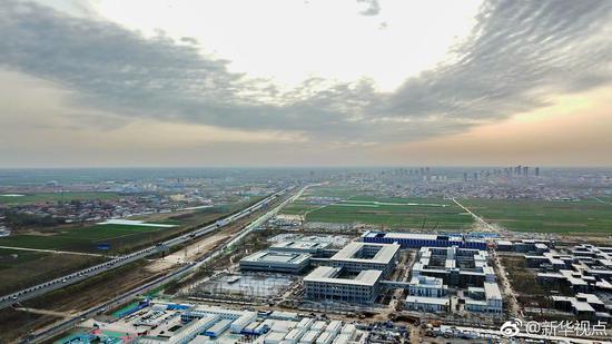 雄安新区:不建高楼大厦 严禁大规模房地产开发