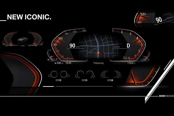 宝马发布全新idrive车载娱乐系统 x5首先配备