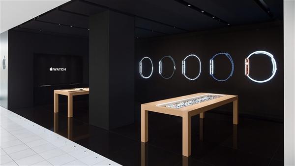 叹息!苹果关闭全球最后一家Apple Watch专营店