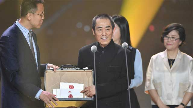 中国电影第五代获导协特别表彰