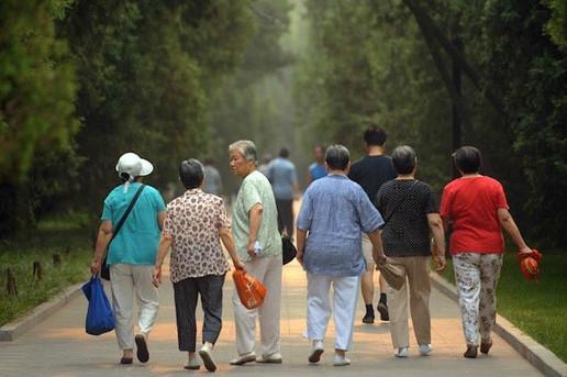老龄化既是挑战也是机遇