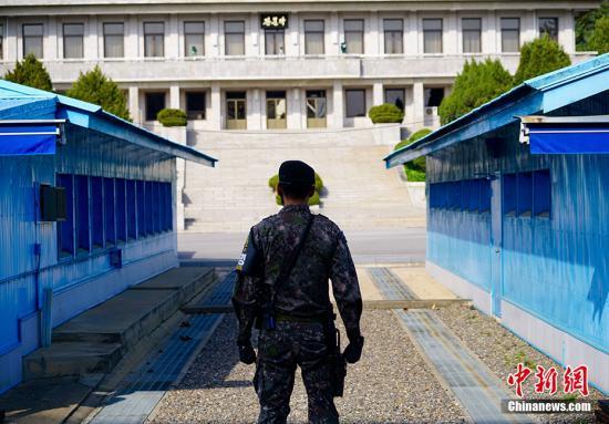 韩朝举行首脑会谈工作会谈 或商金正恩访韩路径