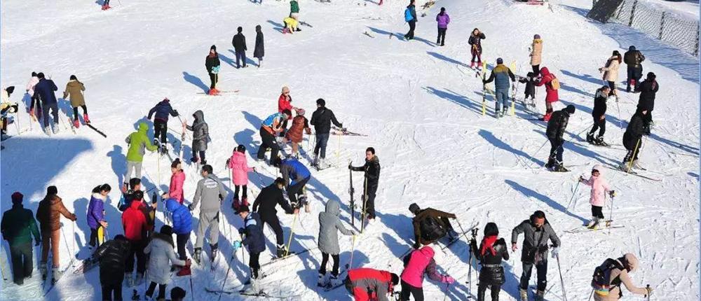 2018全球滑雪市场报告