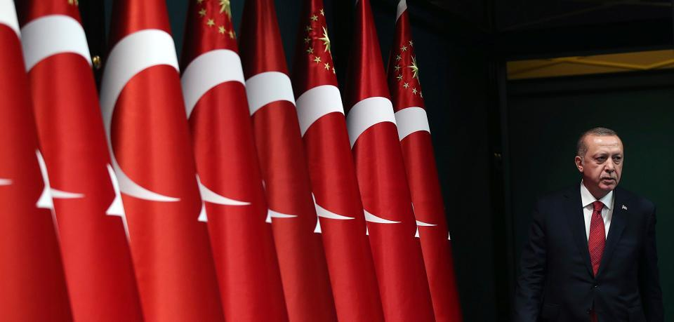土耳其总统欲在国外发动竞选宣传攻势 德外长:不允许来德国