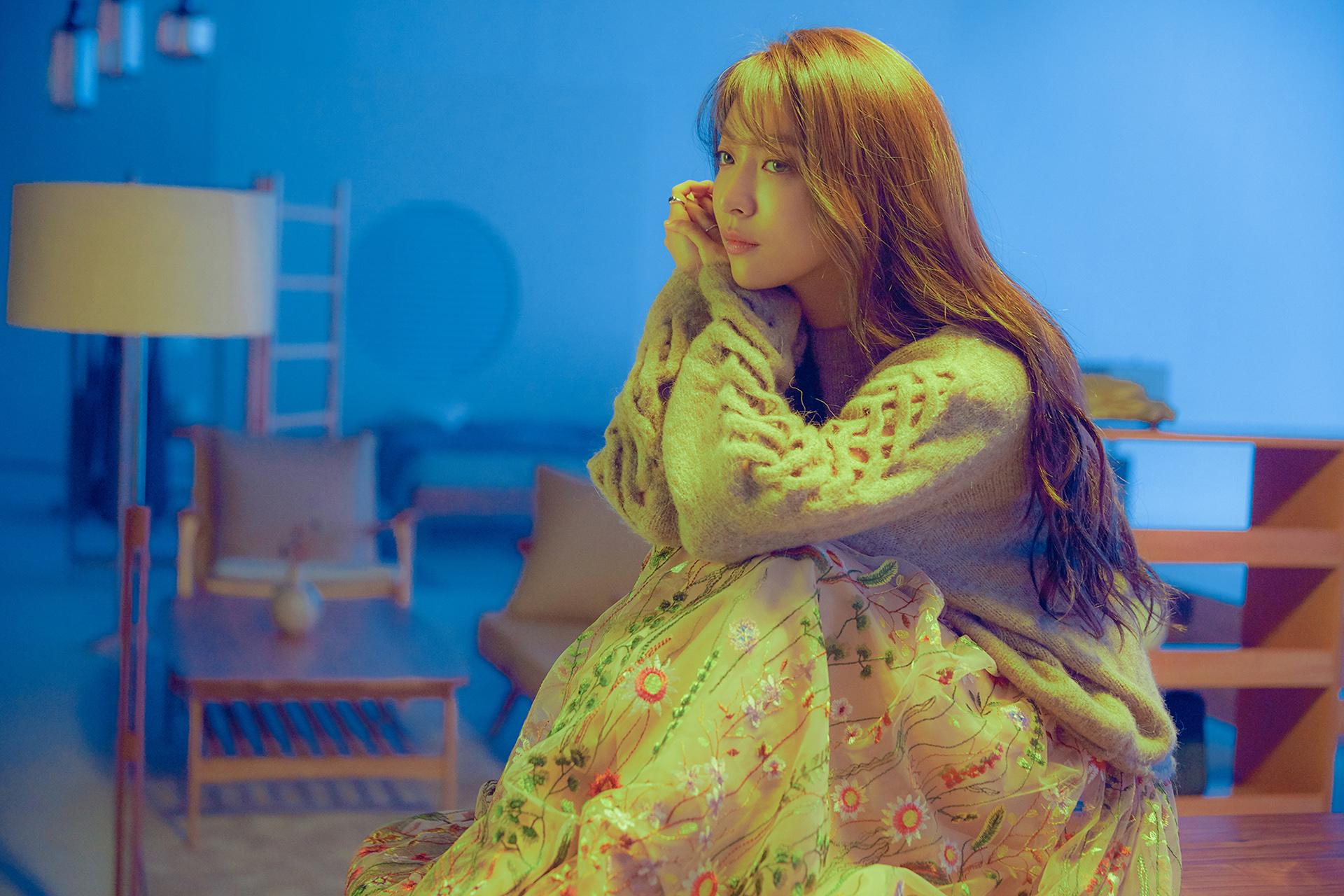 "f(x)Luna 出演SM实时直播频道""!t Live""节目"