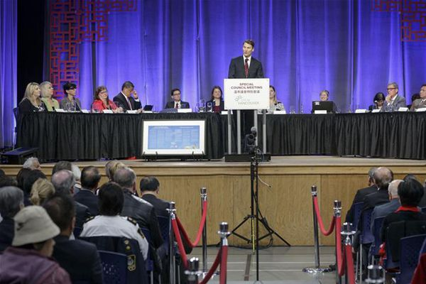 加拿大温哥华市就历史上歧视华人政策正式道歉
