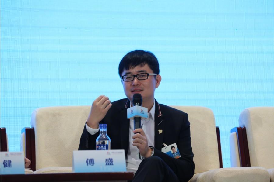 数字中国建设峰会 傅盛谈AI助力数字经济发展