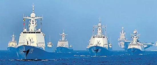 海军建军69周年:终于有资格在回首时泪流满面
