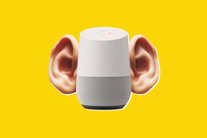 智能音箱是窃听者?亚马逊、谷歌、苹果们做了什么