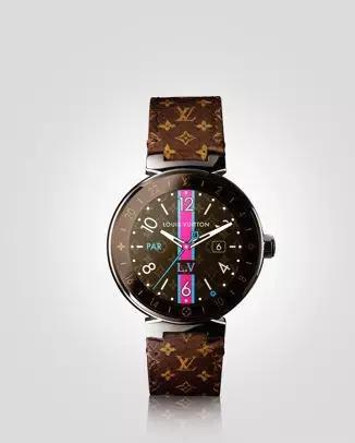 Louis Vuitton 路易威登Tambour Horizon Monogram腕表