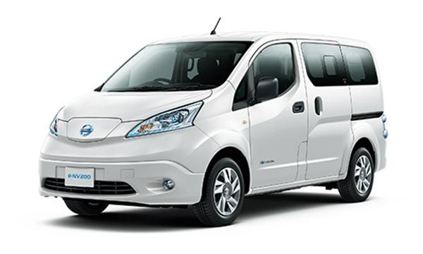 全新日产e-NV200 日本上市 电池容量及续航里程升级