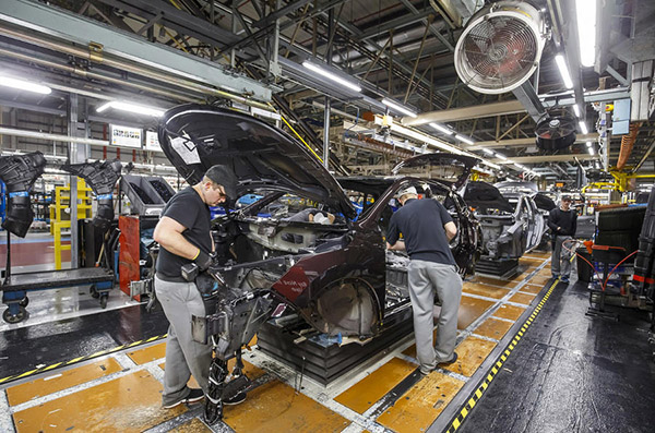 柴油汽车销量下滑 日产将在英国工厂裁员数百人