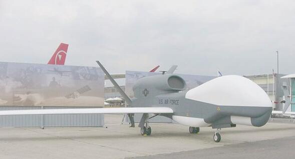 日媒:美国推进军用无人机出口以应对中国
