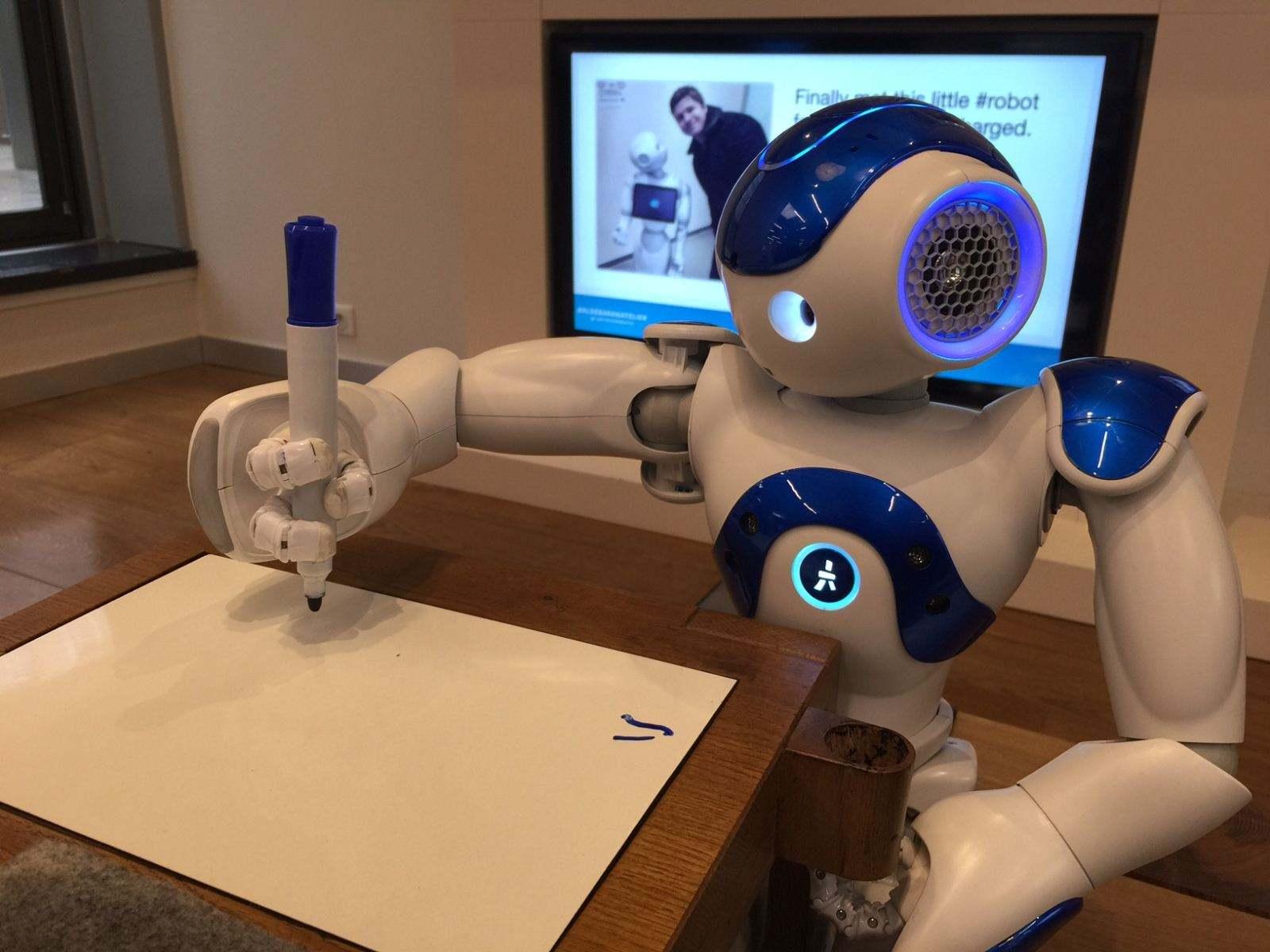 机器人将彻底取代人类工作?没那么夸张