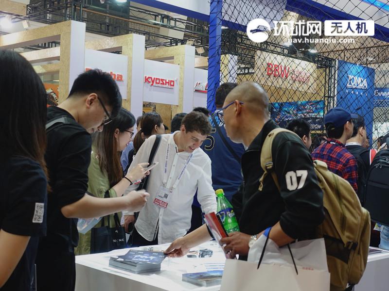模型展吸引海外五大洲观众