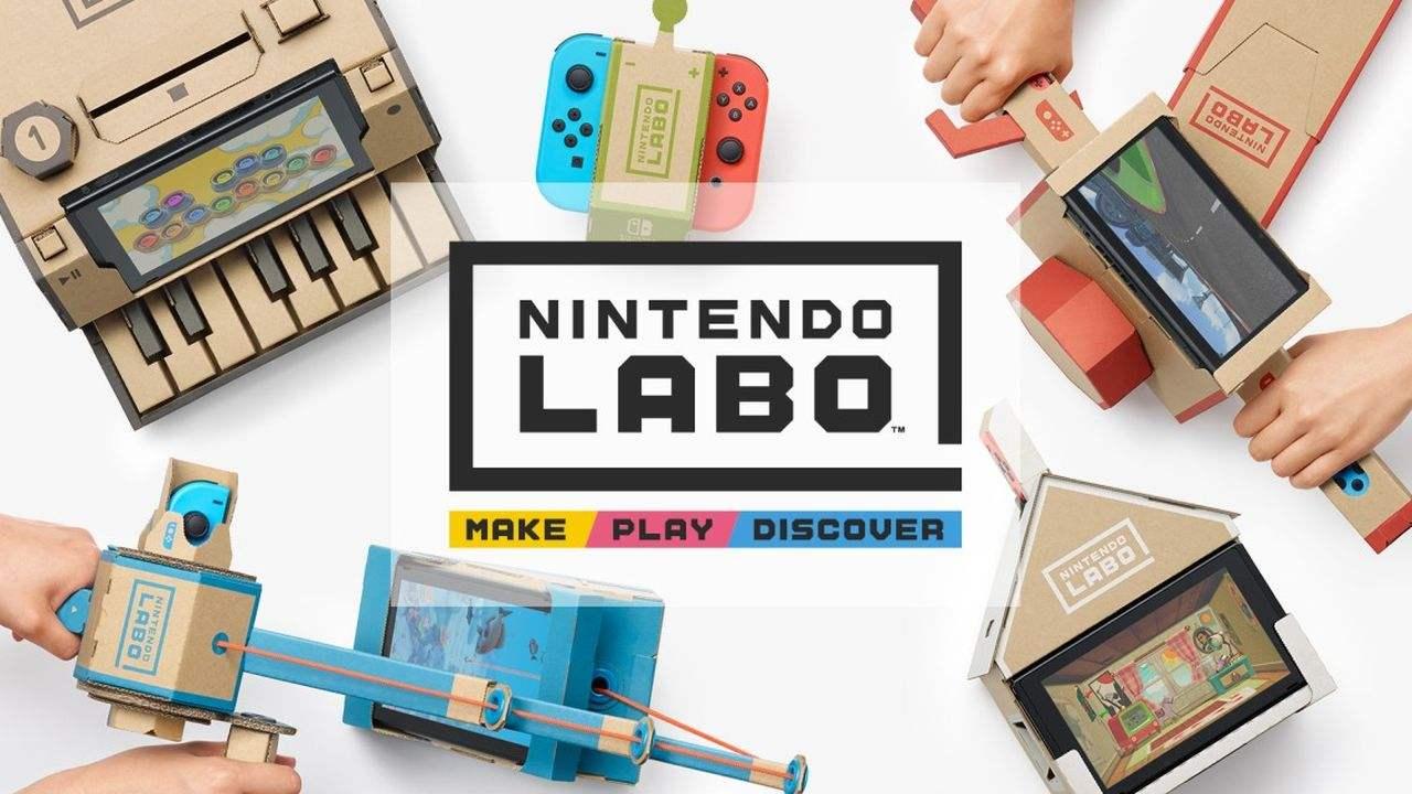 日媒:任天堂能靠硬纸板游戏套装再创辉煌吗?