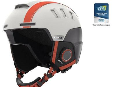 去滑雪戴个智能头盔会怎样?