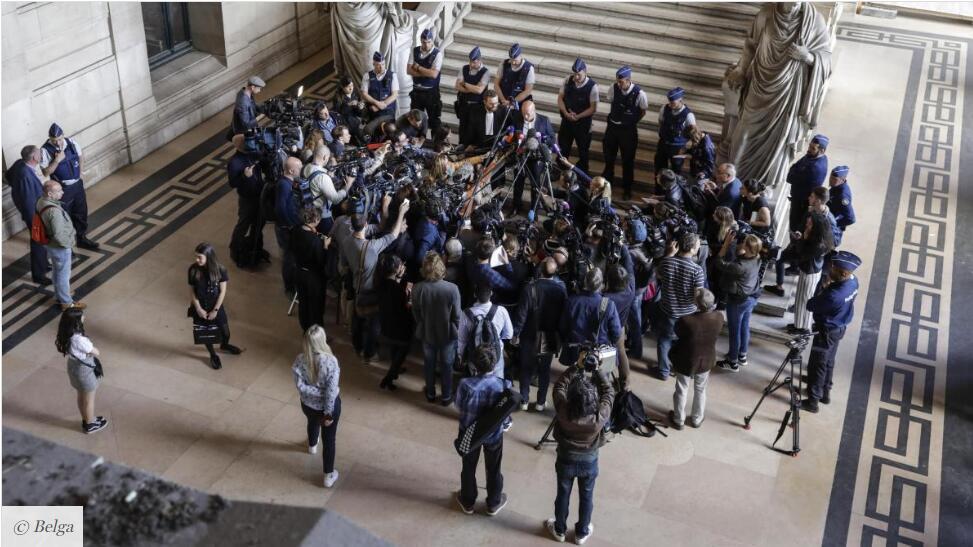 巴黎恐袭:主嫌被比利时法院判处20年监禁