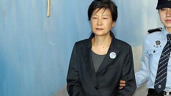 朴槿惠国情院受贿案24日首次开庭审理 本人未出席
