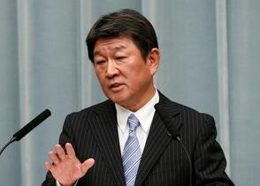 日本经济再生相就日美贸易新磋商强调:不考虑双边贸易协定