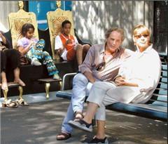 瑞士长椅文化:带你领略有钱有闲的慢生活
