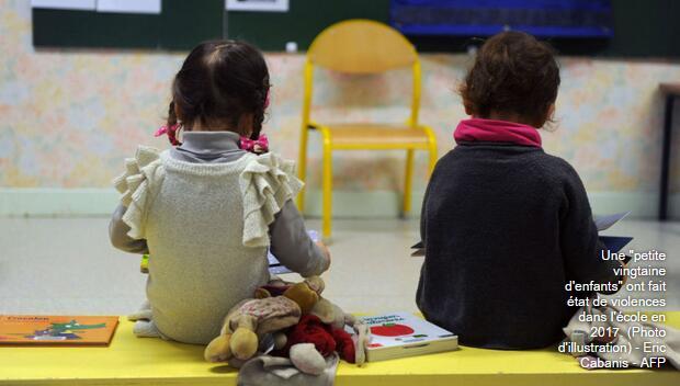 法国一学校校长和老师涉嫌暴力虐童 面临宣判