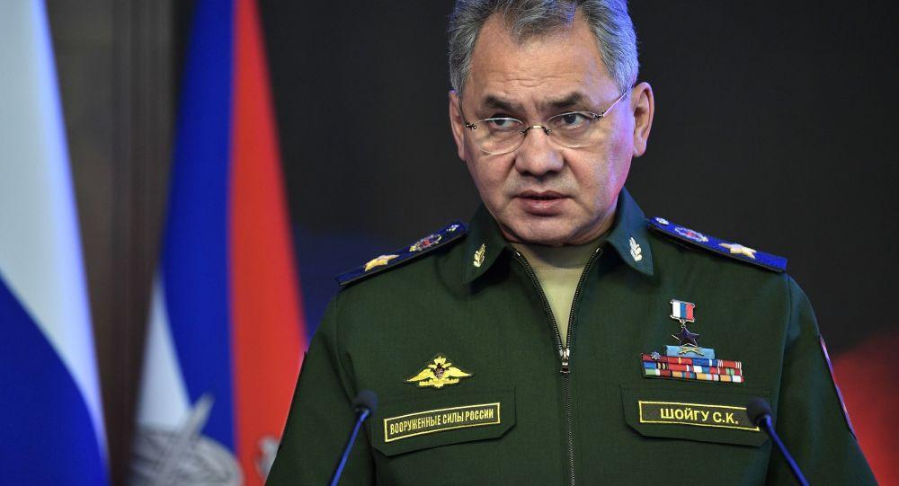 俄防长:美国正推动世界各国开展新军备竞赛 欲保持霸权