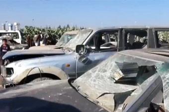 也门婚礼现场遭联军空袭 至少20人死亡40人受伤