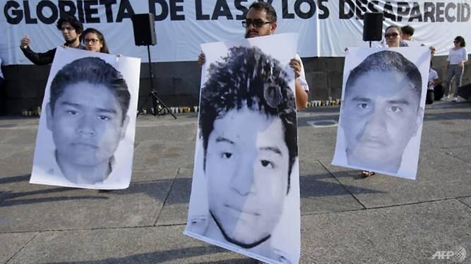 墨西哥三名学生被绑架失踪 恐已遭杀害溶尸