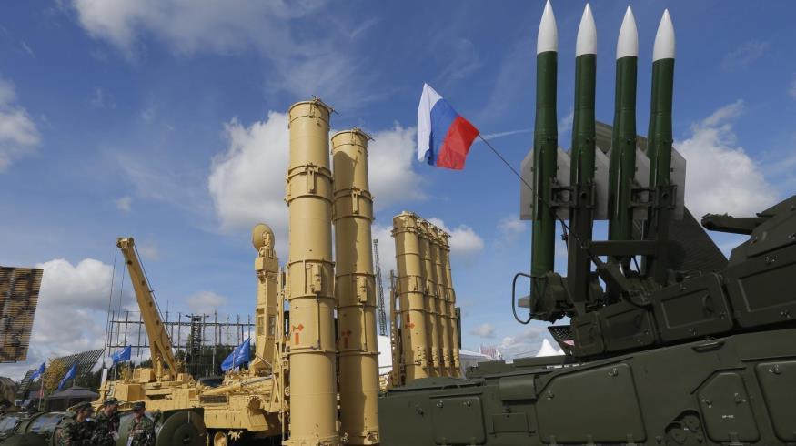 将轰炸部署地区?以色列反对俄向叙利亚出售S300防空系统