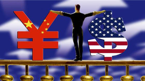 美专家:贸易战对华来说或只伤到一个脚趾头