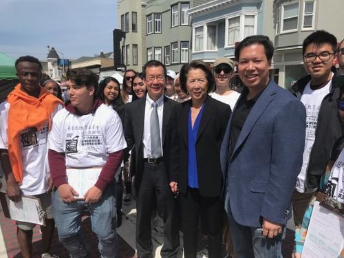 美媒:旧金山将迎多项选举活动 华裔法官吁民众参与投票