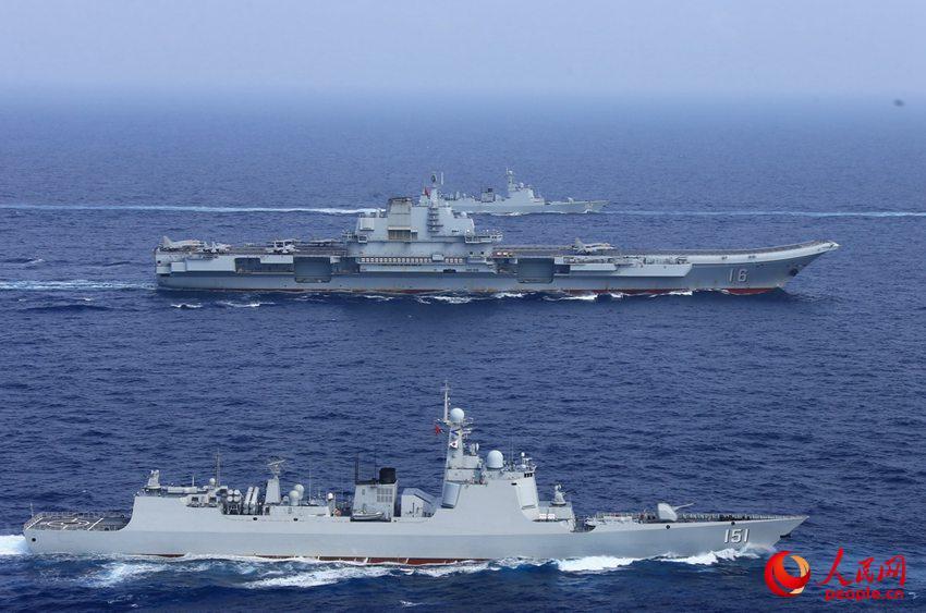 专家:中国海军在航母的数量和吨位上需要快速跃升
