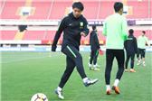 北京国安出战足协杯 张稀哲渴望登场比赛
