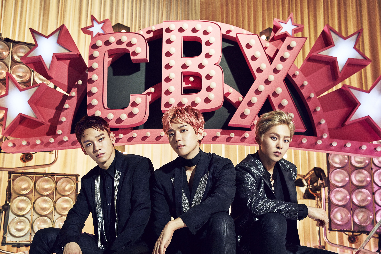 EXO-CBX 日本首张正规专辑《MAGIC》5月9号发售