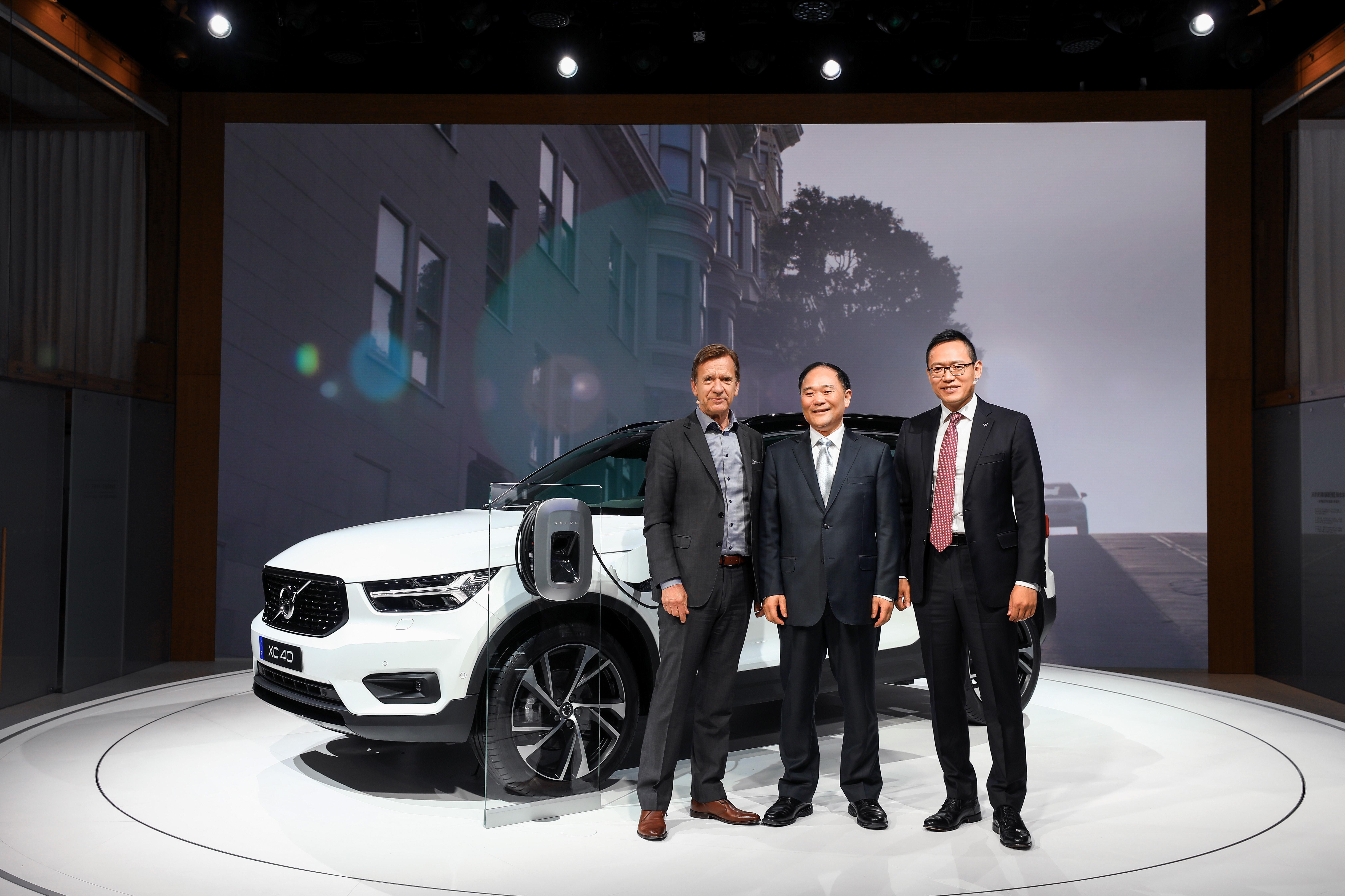 到2025年纯电动汽车占销量50% ——沃尔沃汽车北京车展深化全面电气化承诺