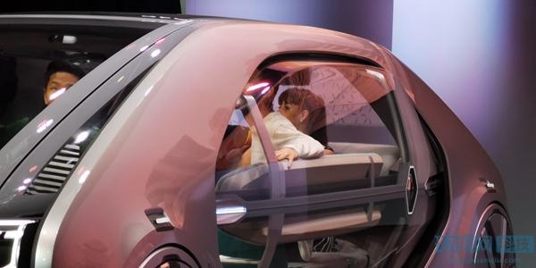 2018北京车展:雷诺EZ-GO概念车正式发布