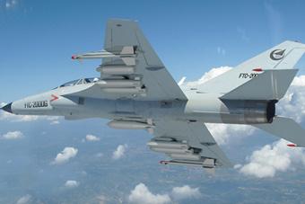又一款国产外贸战斗机过审 全面转入制造试飞