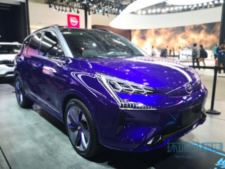 广汽三菱纯电动车E-more  9-10月即将投产