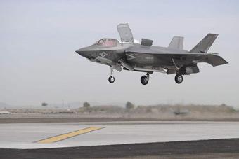 驻日美军F-35战机发生紧急迫降事故 尚属首次