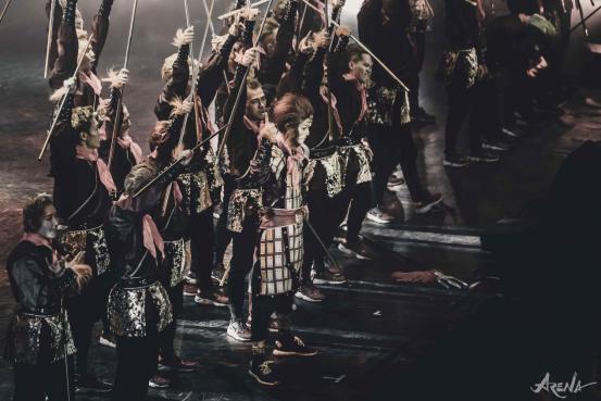 SINOSTAGE 由你定义: 2018世界级ARENA 舞朝竞技场,即将燃爆开场!