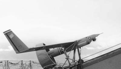 世界首款?捷克研发军用垂直起降无人机
