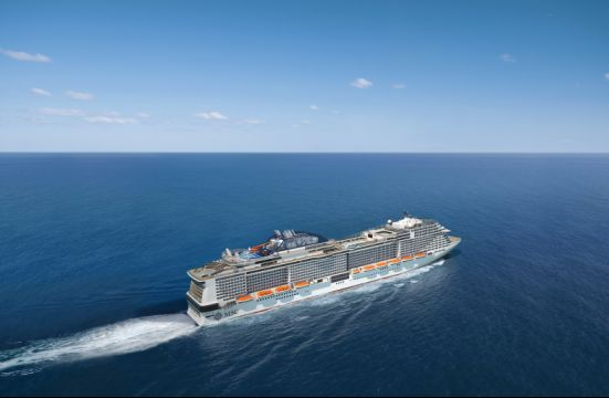 地中海荣耀号2020年进入中国 未来旗舰邮轮将亮相
